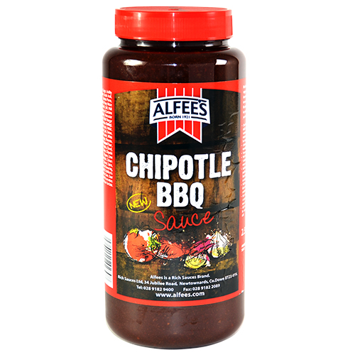 Alfees Chipotle BBQ sauce