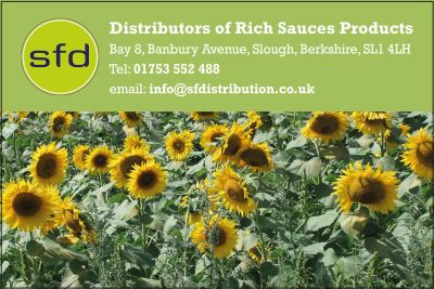 SFD & Rich Sauces - A Fine Romance And A Shared Vision