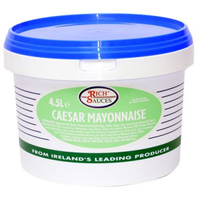 Our caesar sauce is so good, we made a mayo!
