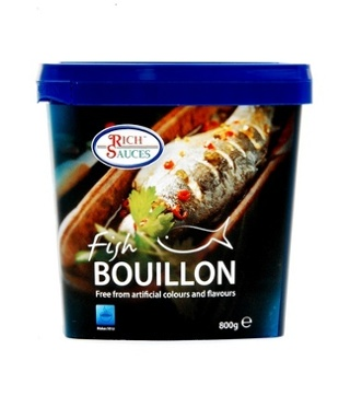 Gluten Free Wholesale Fish Bouillon – a kitchen essential catering food supplies