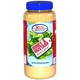Wholesale Honey And Mustard Dressing – a gluten free catering food supplies