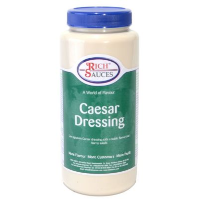 Caesar Dressing - The King of Dressings