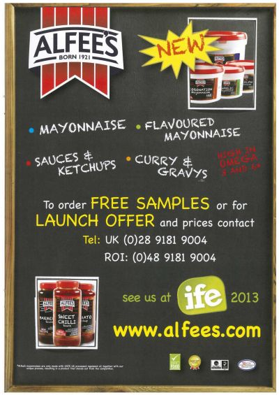 Wholesale News - February 2013 Alfees Ad