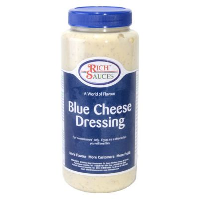 Dressings Don't Come Much Cheesier Than This!