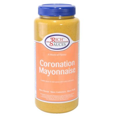 Coronation Mayonnaise Fit For Any Queen