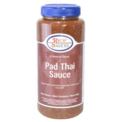 Perfect the world's favourite noodle dish with our Pad Thai Sauce