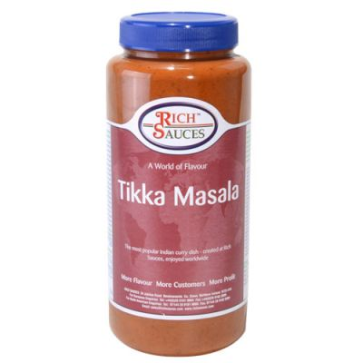 Tikka Masala - Still the Nation's Favourite