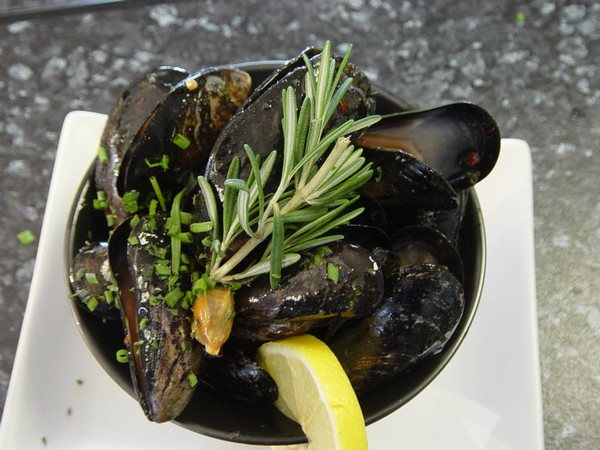 Sweet Chilli Mussels