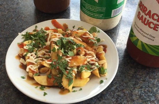 Vietnamese Loaded Fries