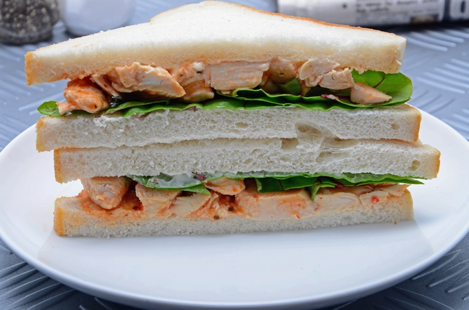 Sweet Chilli Chicken Sandwich