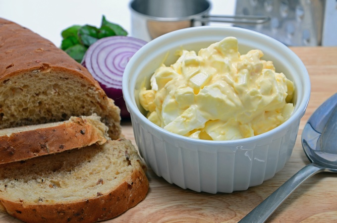 Egg Mayonnaise Sandwich Mix-USA