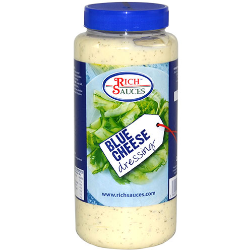 Rich Sauces blue cheese dressing is a must catering supplies
