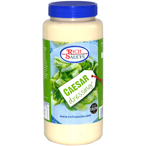 Rich Sauces great taste award winning caesar dressing recipe the perfect catering supplies for food service businesses