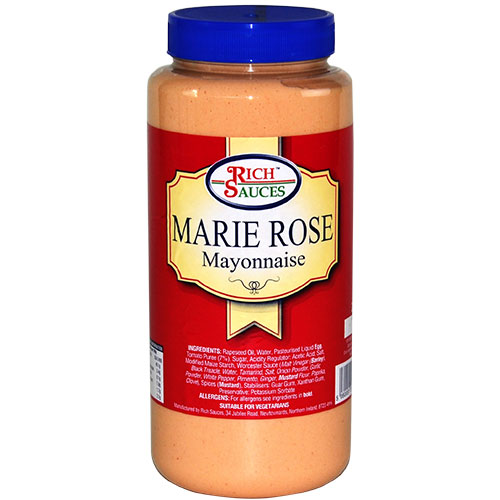 Rich Sauces 2.2 Marie Rose catering supplies