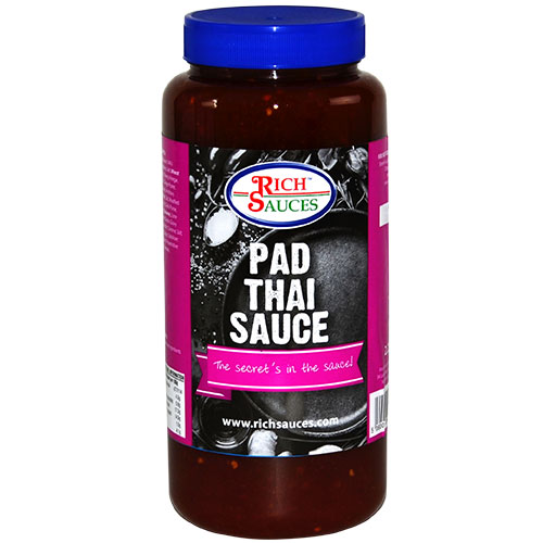 Rich Sauces Great Taste Award winning 2,2 Pad Thai sauce Recipe catering supplies
