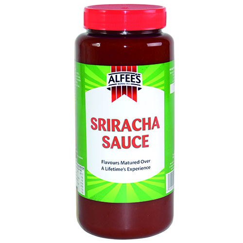 Alfees Sriracha Sauces Catering Food Supplies