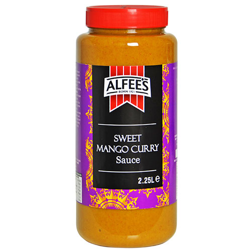 Alfees Sweet Mango Curry