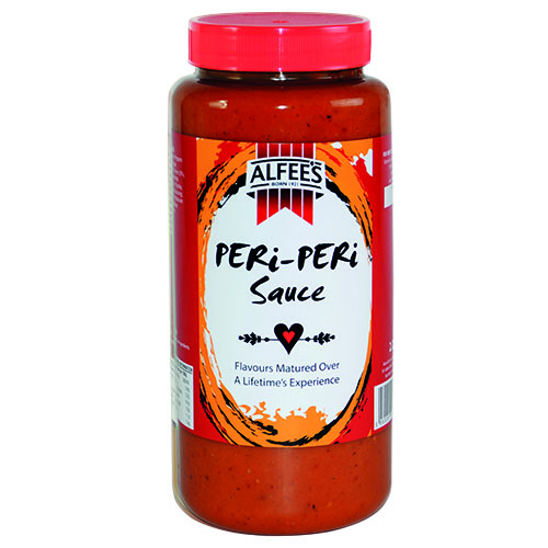 Alfees Peri Peri Catering Food Supplies sauces
